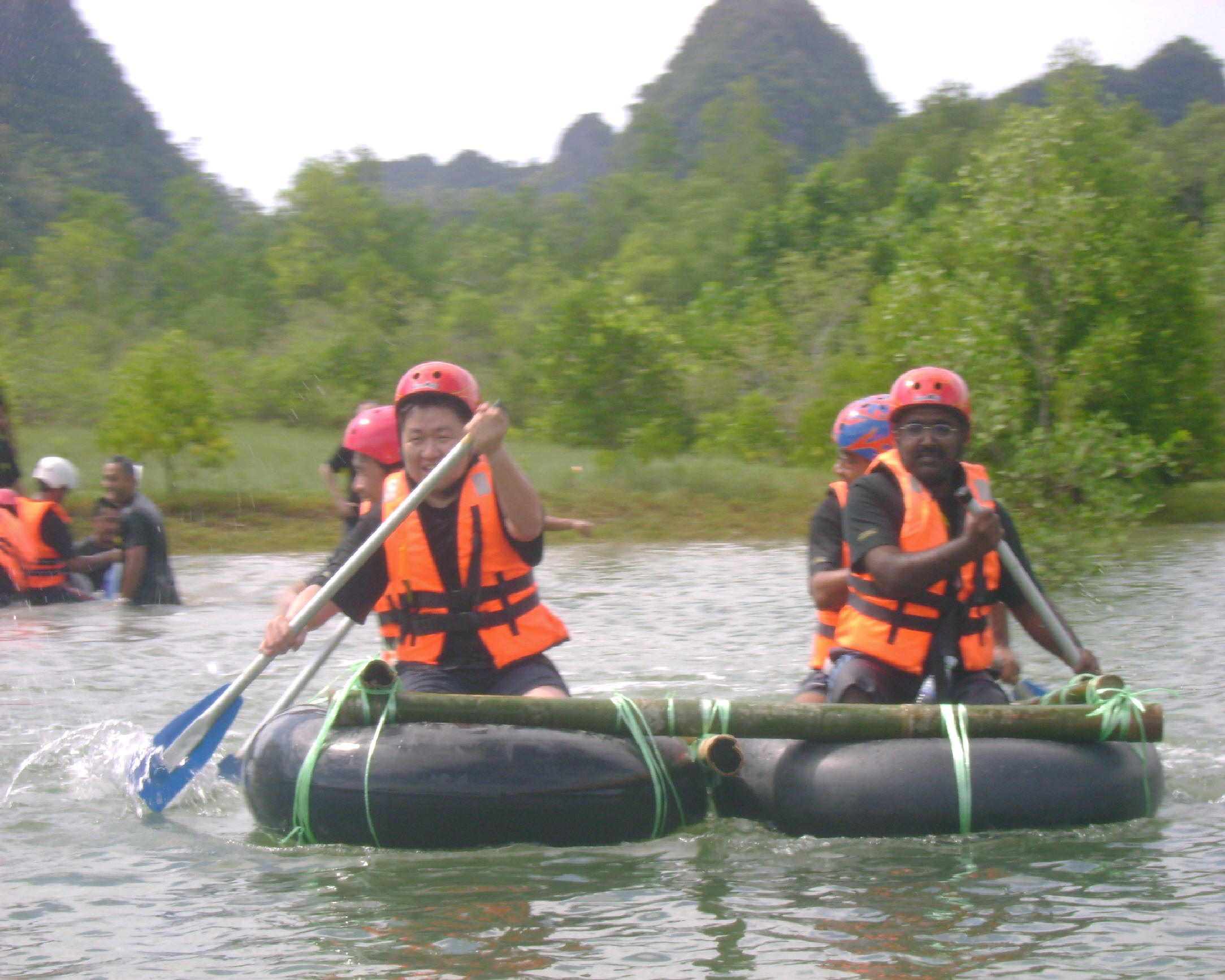 Team Building Packages Malaysia