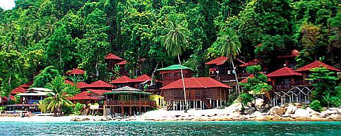 Senja bay resort team building packages pulau perhentian malaysia